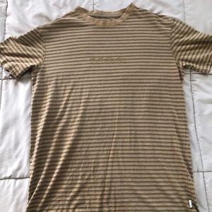 Quiksilver Shirts - Quiksilver Striped Tee